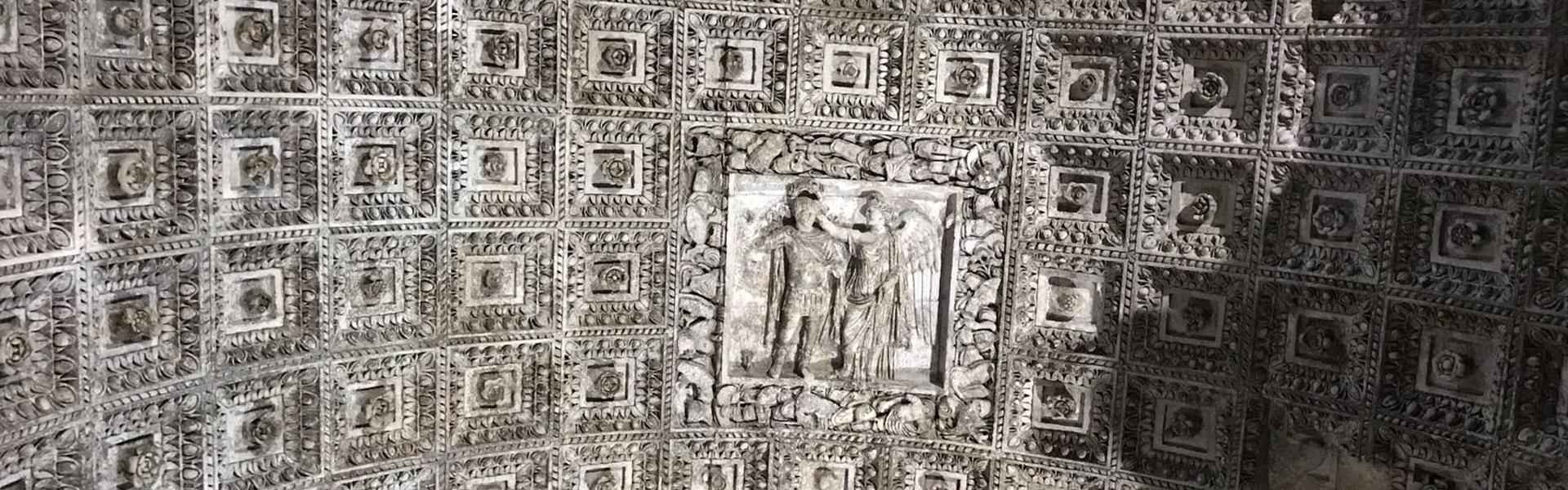 Volta Arco di Traiano